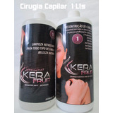 Cuidado Del Cabello. Combo Kerafruit Capilar + Shampoo 1lt