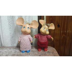 Topo Gigio Y Rosita Marca Rayito De Sol