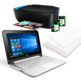 Hp Portatil X360 11-p101la L9m54la + Impresora 4729 + Resma