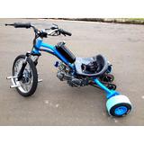 Trike Drift Yamaha