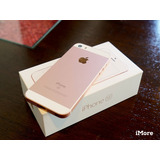 Apple Iphone Se 128gb - Rose Gold (rosa)