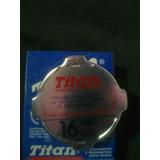 Tapa De Radiador 16 Libras Titan Original Tr-30