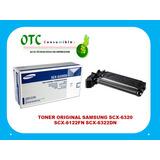 Toner Original Samsung Scx-6320 Scx-6122fn Scx-6322dn