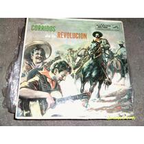 L.p. Corridos De La Revolucion,jose G Cruz