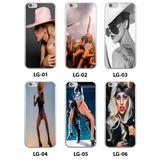Capinha Lady Gaga Nokia 540 550 630 830 X2