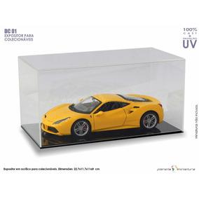 Expositor Case Acrílico Auto Revell Mint Ferrari 1:24 Dc01