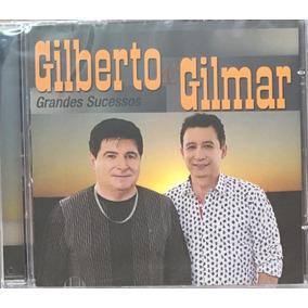 Cd Gilberto E Gilmar - Grandes Sucessos (original E Lacrado)