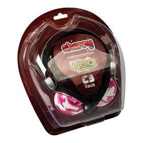 Headset Young C3 Tech Cherry Mi-2336rp