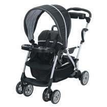 Carreola Para Bebe Doble Graco Roomfor2 4 Ruedas