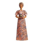 Barbie Signature Collector Maya Angelou Mattel Ms