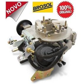 Carburador Opala Caravam Comodoro 6cc Alcool Solex 3e Novo