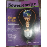 Revista Ieee Power & Energy - Mayo/junio 2017