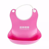 Babero Silicona Baby Innovation Cuello Ajustable