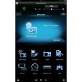 Denon Avr X2000 7.2 Hdmi Usb Arc 4k Dlna Arc 3d Net Airplay