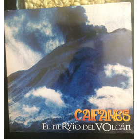 Caifanes Lp Vinil El Nervio Del Volcan