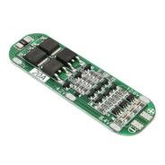 Cargador De Batería De Litio Li-ion 18650  20a 12,6v Bms 3s