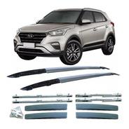 Longarina De Teto Hyundai Creta 16 A 21