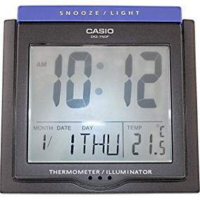 b313fe4346b Termometro Digital Tomate - Relógio Casio no Mercado Livre Brasil