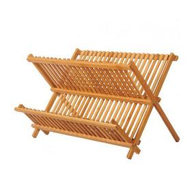 Secaplatos Plegable Bamboo -desli-