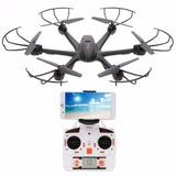 Drone X600 Mjx Mini Camara Wifi Hd Fpv Tipo Dji Gps Evotech
