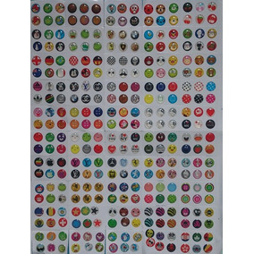 Lote 330 Stickers Home Button Para Iphone Todos Los Modelos