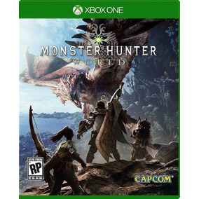 Videojuego Monster Hunter World Xbox One Ibushak Gaming