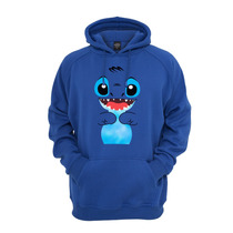 Blusa De Moletom Infantil - Lilo Stitch