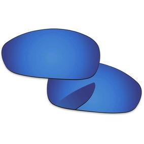 Oakley Minute Blue Cristal - Óculos De Sol Sem lente polarizada no ... 4daeeea583