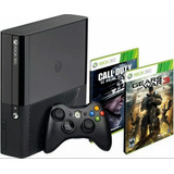Xbox 360 Nuevo Sellado 4gb +control + Kinect + 3juegos