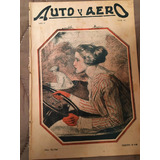 Motos Chile 1919 Auto Y Aero Nro 83. Motos Raras