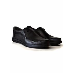 Zapatos Hombre Mocasines Nautico Cuero Calzado Hombre