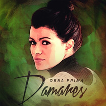 Cd + Playback Damares - Obra Prima (sony_music)