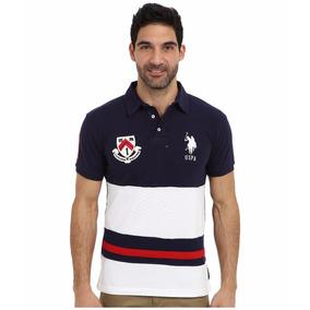 2fde2f7c292de Camisa Polo Uspa Originais Tamanha Homem - Camisa Pólo Manga Curta ...