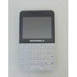C212 Celular Motorola Ex119 Apenas O Aparelho - Não Liga