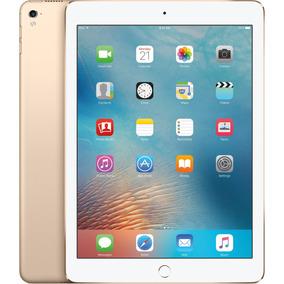 Apple Ipad Pro 128gb Wi-fi Tela 9,7 Gold Mlmx2 12x S/ Juros