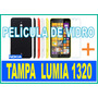 Tampa Traseira Nokia Lumia 1320 + Película De Vidro Original