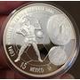 Mexico 2006 $5 Mundial Futbol Alemania Plata .999 Nueva Rara