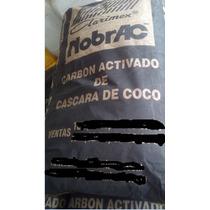 Carbon Activado Cascara De Coco 8x30 Saco De 25 Kgs