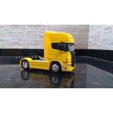 Caminhão Scania V8 R 730 Miniatura Escala 1/32 Willy