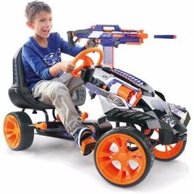 Nerf Juguete Carro Para Pistola Montable De Juego Niño Arnes