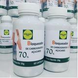 Kit 2 Bloqueadores De Carboidratos 70%