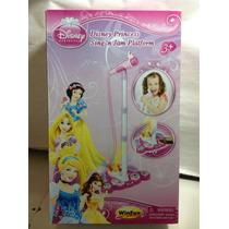 Micrófono Princesa Disney Envio Sin Cargo A Todo El Pais