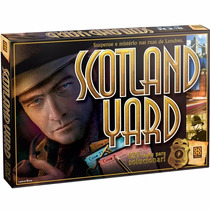 Jogo De Tabuleiro Detetive Scotland Yard Grow 01730