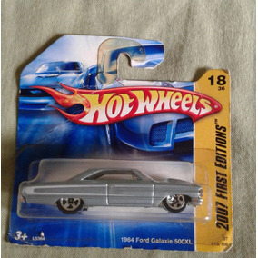 1964 Ford Galaxie 500 Xl Hot Wheels 2007 First Editions