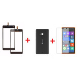 Touch +tampa Traseira +pelicula Nokia Lumia 535 Rm 1092 Ct2s