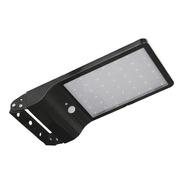 Reflector Solar Led Atomlux 25w Slim Sensor Noche Luces Luz