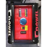 Vendo Grupo Electrogeno Dowel Dinamic 3000