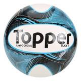1c047af25a76d Bola Topper Silck Campo Branco E Azul - Original