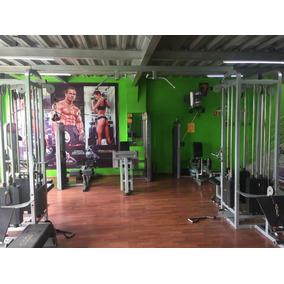 Equipo De Gimnasio, En Muy Buen Estado, Para Poner Un Gym.