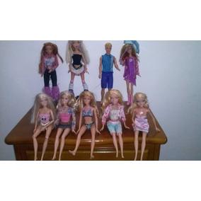 Barbies Originales, Mario Broos Y Peluches